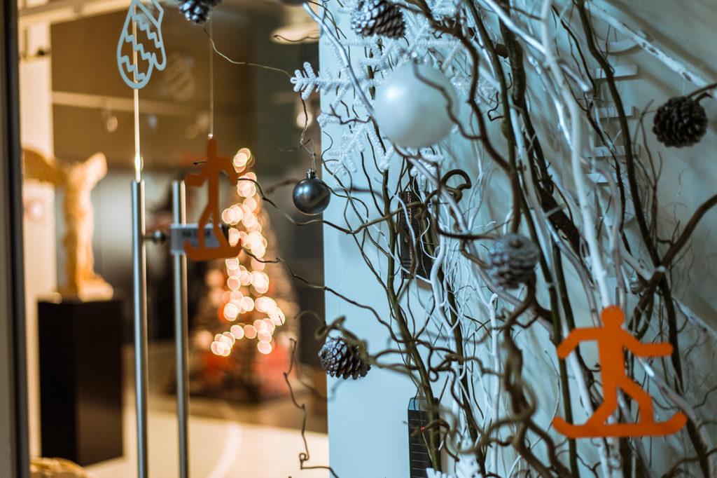 Новогоднее украшение ресторана Как украсить ресторан к