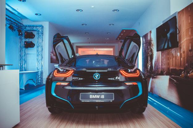 ПРЕЗЕНТАЦИЯ BMW i8
