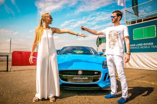 Jaguar Land Rover Experience 2016